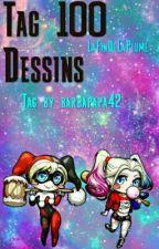 100 Dessins by LaFinDeLaPlume