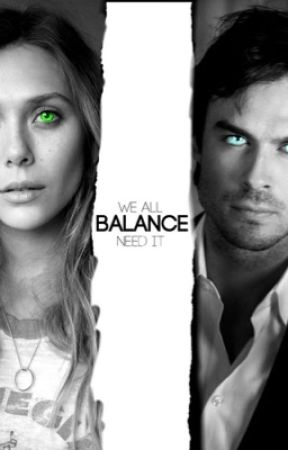 Balance - The Vampire Diaries Fanfiction by kateyourmate_