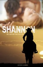Shannon - he's just not that into you #wattys2017 by Sonny_James