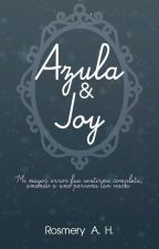 Azula & Joy © by RosmeryAHEscritora
