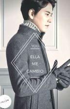 Ella me cambio (Kyuhyun Y Tu) by MissKyu11