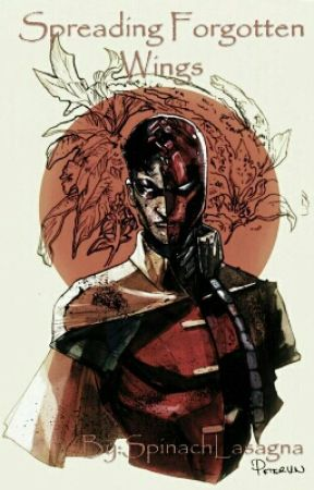 Spreading Forgotten Wings - A Jason Todd Fanfiction - Ch  5: Letting