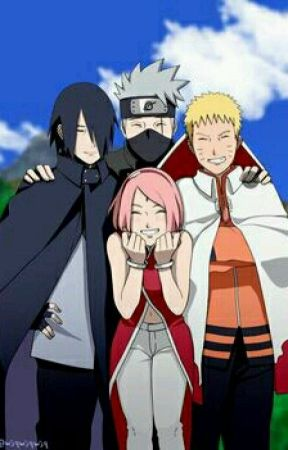 team seven and sasusaku pictures by Sakura_Uchiha002