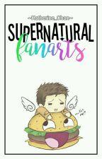 Supernatural Fanarts © by Katherine_Chan