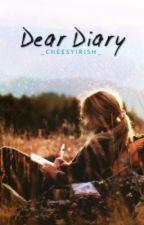 Dear  diary :)  by _cheesyirish_