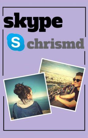 skype ║ chrismd by afflictionaddiction
