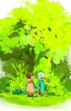 Lo que oculta el bosque.(何が森を隠します。) by Kuro-neko1819