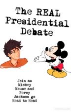 The REAL Presidential Debate  by AurorEmily7