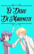 Marinette y su Historia De Hadas ((Competa))  by ally878