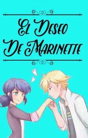 El Deseo De Marinette by ally878