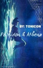 Poseidon & Athena by Tonicon