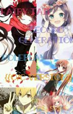 Fairy Tail Second Generation!  by Mukaido_Manaka