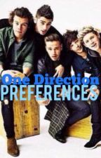 Prefrences and Imagine For One Direction by akwardprincess