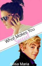 What Makes You Special (The Story of a Cell Phone Mixup) by AllisaMaria
