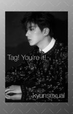 Tag, you're it! by -jaebummer-