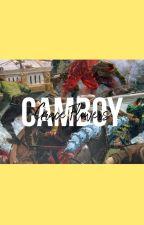Camboy ☆ LENNSTARR by graveflowers