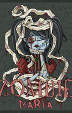 Zombie Maria by Sabochan00