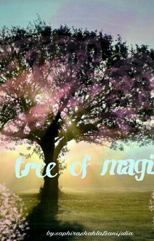 tree of magic by ShahlaAurelia