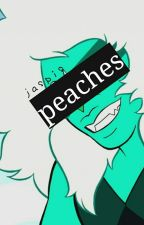 peaches ↯ jaspis by aclodtm