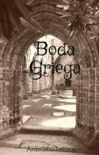 Boda Griega by AnonimoTaken