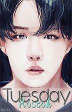 Tuesday ♂ Jung Hoseok by BelleTower
