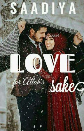 Love for Allah's sake  by sadiyya2