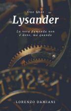 Lysander (O.S.) by LorenzoDamiani97