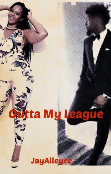 Outta my League (Odell Beckham, Jr. FanFic)
