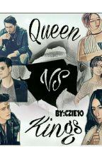 Queens Vs Kings by czie10