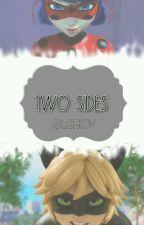 Two sides  (CZMLFF) by AdlaBakov