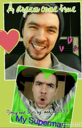 A dream come true (jacksepticeyexreader) (AU) by Jackie_Quinn