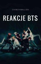 REAKCJE BTS 방탄소년단 by chimchimallien
