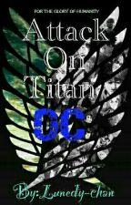 Attack on titan OC [Iscrizioni Chiuse] by Lunedy-chan