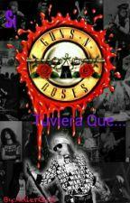 Qué Haría Guns N' Roses Si Tuviese Que... by AdlerGirl