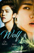 Wolf [HanHun] by ItzelDonuts98