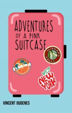 Adventures of a Pink Suitcase by voudenes