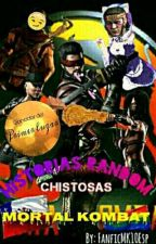 Historias Random Chistosas Mortal Kombat by FanficMK10Esp