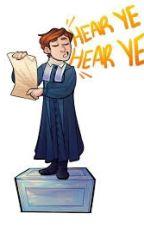 """""""Hear ye! Hear ye!"""" by -Samuel-Seabury-"""