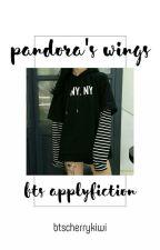 Pandora's Wings BTS A.F (CLOSED) by btscherrykiwi