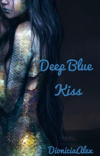 Deep Blue Kiss (girlxgirl/ interracial)