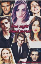 One night stand secret // Lily Collins ; Ashton Irwin by inimitable_and_niewi