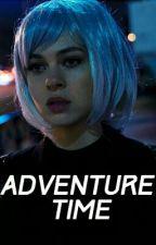 adventure time //a.i by Junikorrn