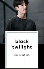 black twilight || الشفق الأسود . by haruka_han