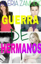 Guerra De Hermanos. (#wattys 2017) by gordomantecoso