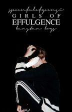 girls of effulgence | bts by spoonfulofyoongi