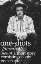 a series of oneshots ♛ h.s. by eaudechanel