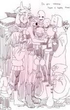 A Forgoten Story Chara x Sans by shaebug711
