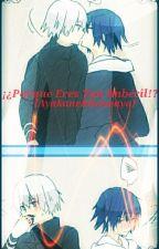 ¡¿Porque eres tan imbécil?! √√Ayakane&Kaneaya√√ by R9hovj