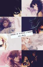 Heroes of Olympus x Reader Oneshots by wisegirl0956