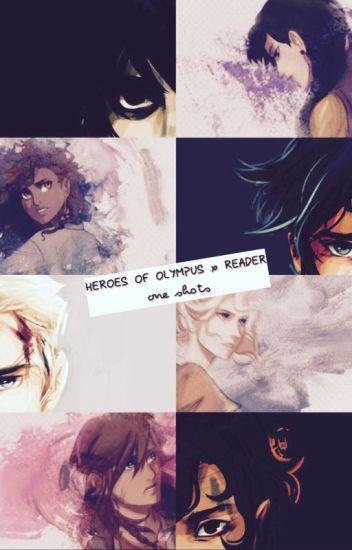 Heroes of Olympus x Reader Oneshots